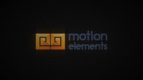 Simple Glitch Logo - 10685027