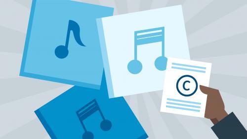 Lynda - Music Law: Copyrighting a Song - 197192