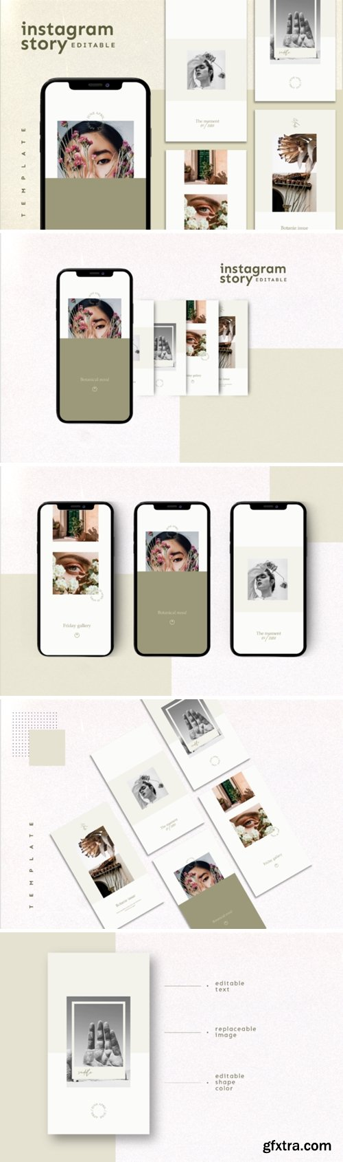 Instagram Story Template 3776067