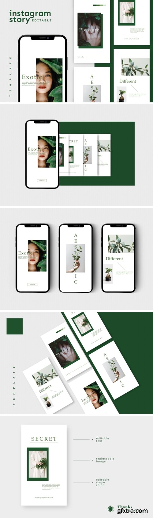 Instagram Story Template 3776056