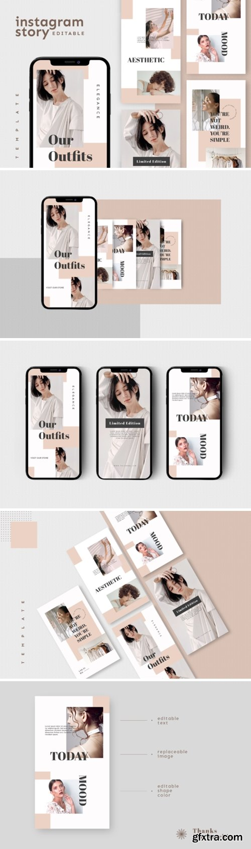 Instagram Story Template 3777602