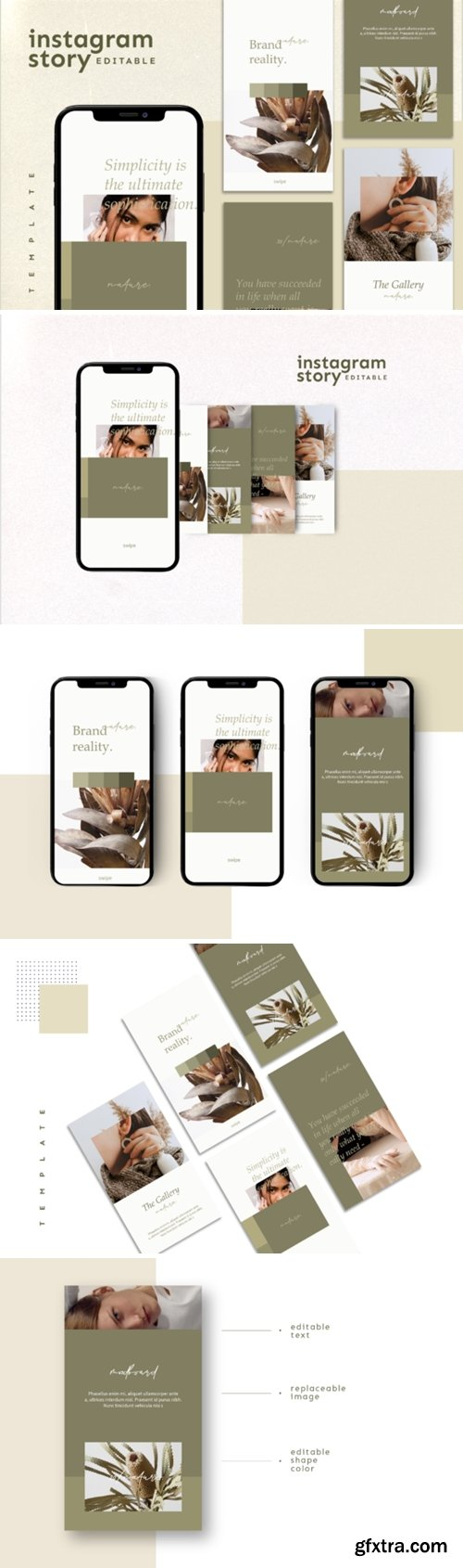 Instagram Story Template 3777552