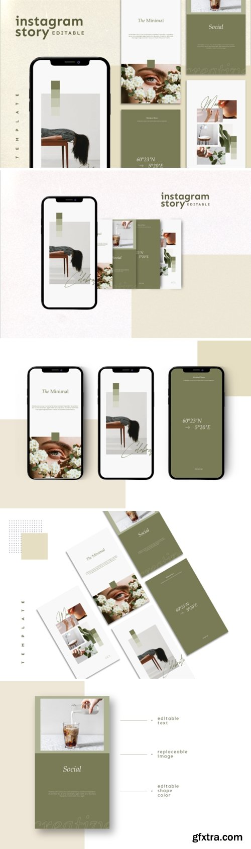 Instagram Story Template 3777540
