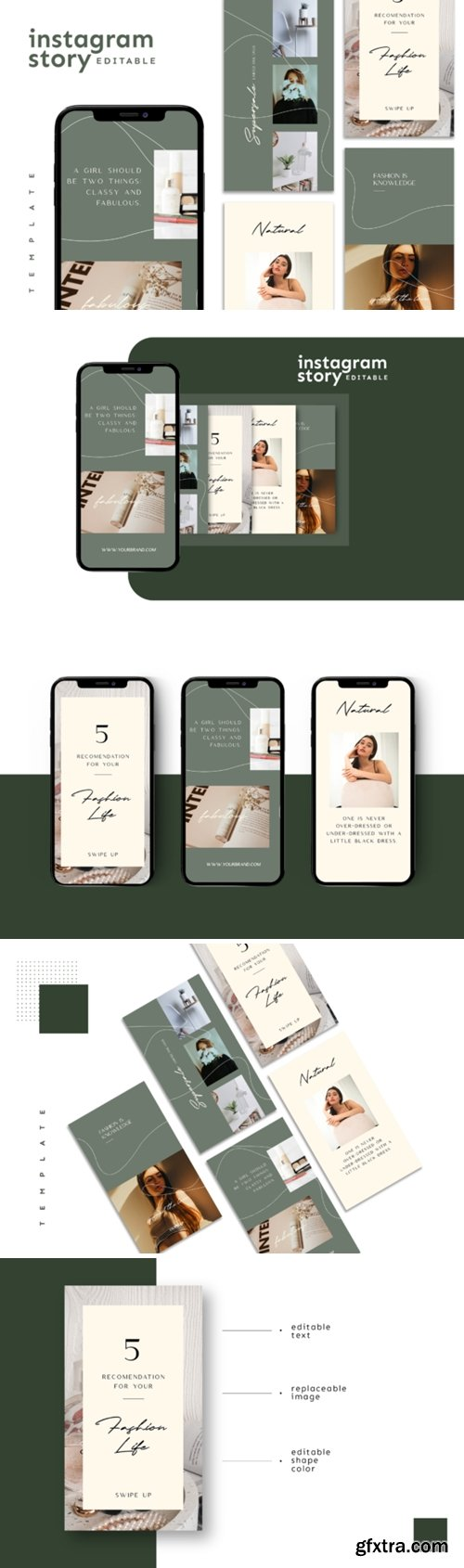 Instagram Story Template 3777536