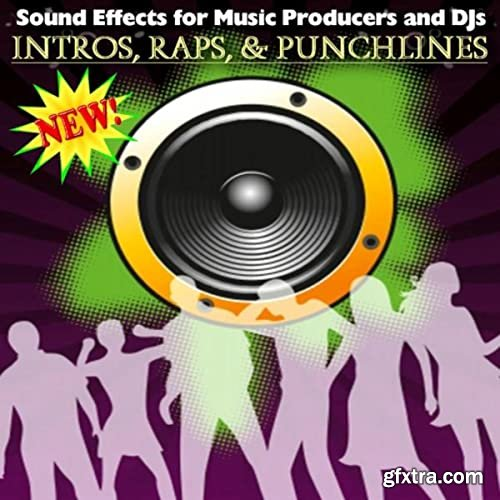 Sound Effects For Music Producers And DJs Intros Raps And Punchlines WAV