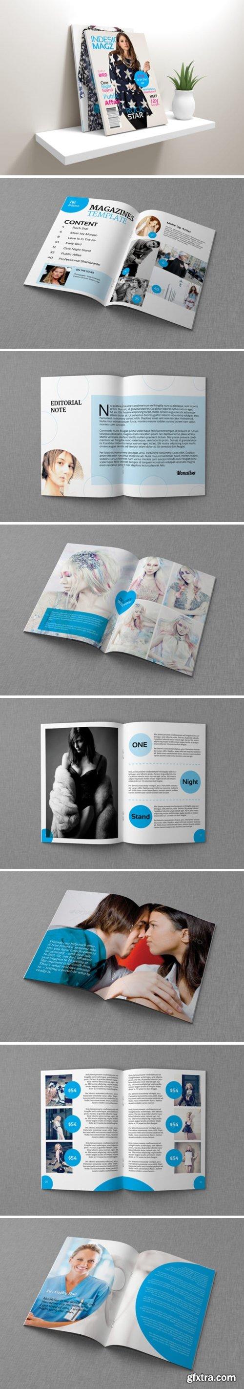 Indesign Multipurpose Magazine Vol 3 3776969