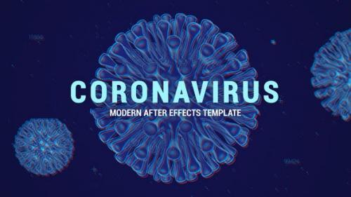Videohive - Coronavirus Slides