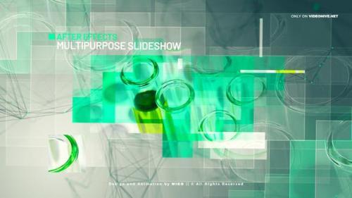 Videohive - Digital Technology Slideshow