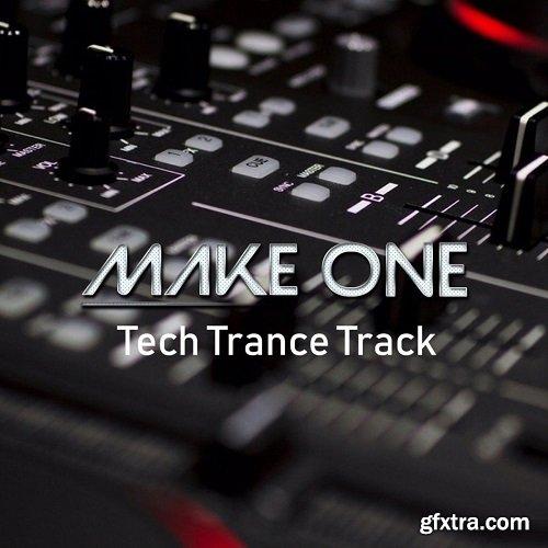 Make One Tech Trance FL Studio Template FLP