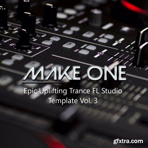 Make One Epic Uplifting Trance FL Studio Template Vol 3 FLP