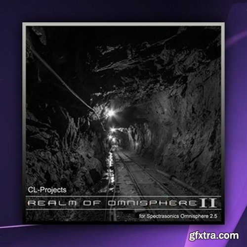 CL-Projects Realm of Omnisphere II for Omnisphere 2.5-RESONANT