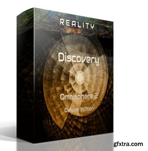 Triple Spiral Audio Discovery Reality Deluxe for Omnisphere 2.6-RESONANT