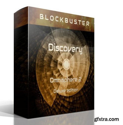 Triple Spiral Audio Discovery Blockbuster Deluxe for Omnisphere 2.6-RESONANT