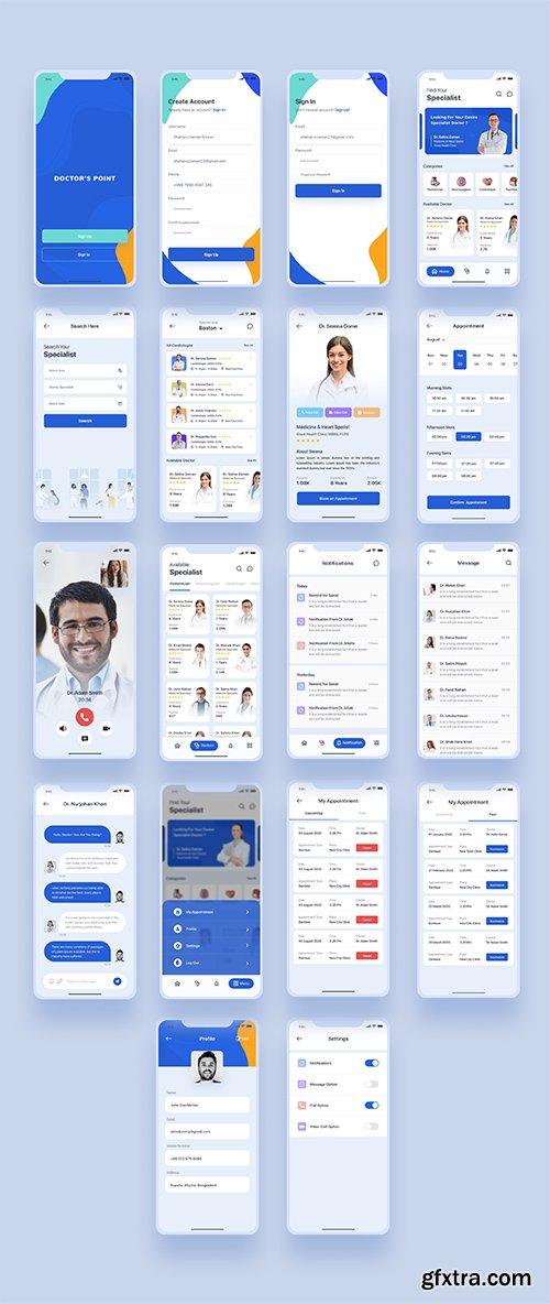 Medical iOS App