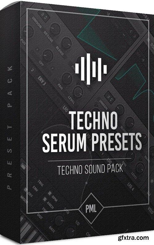 Production Music Live Serum Techno Pack