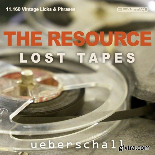 Ueberschall The Resource Lost Tapes ELASTIK