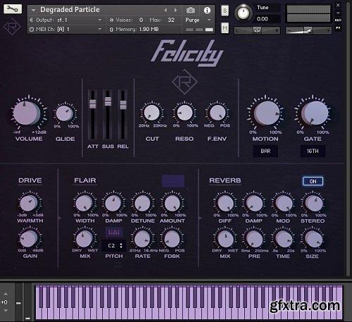 Rigid Audio Felicity v1.0 KONTAKT-SYNTHiC4TE