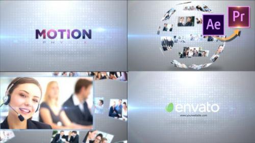 Videohive - Corporate Business Logo _Premiere PRO