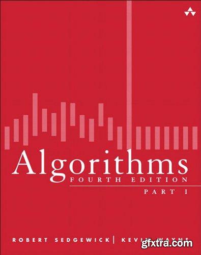 Algorithms: Part I, 4th Edition (True PDF)