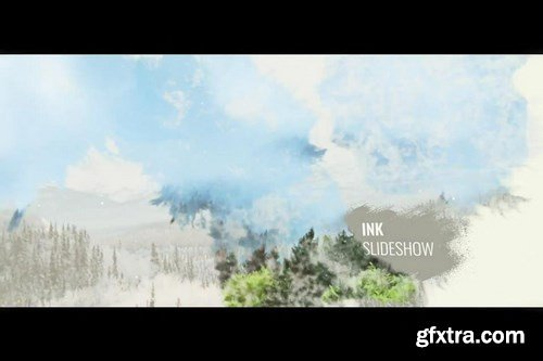 Ink Slideshow After Effects Templates 21896