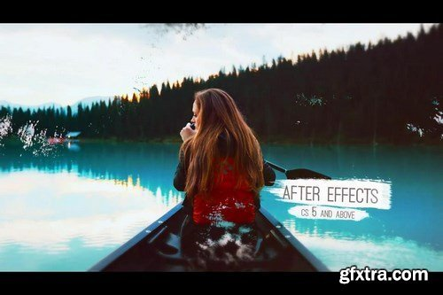Ink Slideshow After Effects Templates 20543