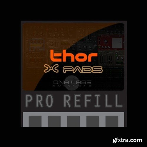 DNA Labs Software Thor X Pads REFiLL