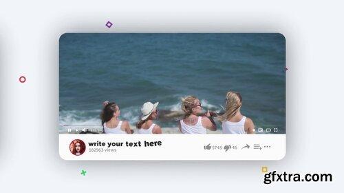 Videohive - Youtube Promo - 26258354