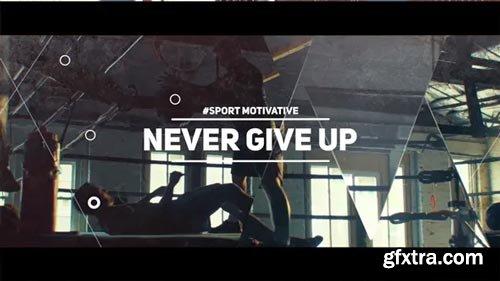 Videohive - Sport Motivate // Dynamic Glitch Opener - 14769644