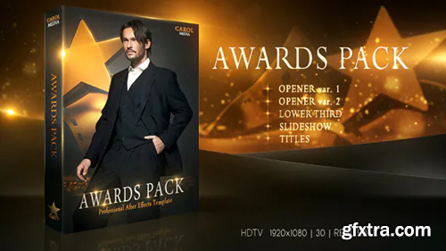 Videohive Awards Pack 12521454