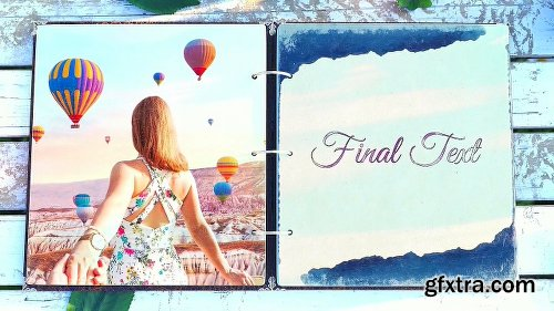 Videohive Miracle Adventure Photo Album 26329374 (Music Include)