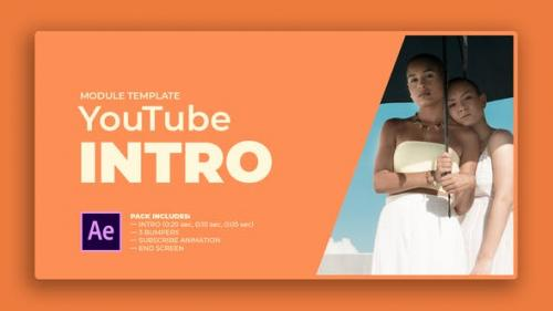 Videohive - YouTube Intro Pack