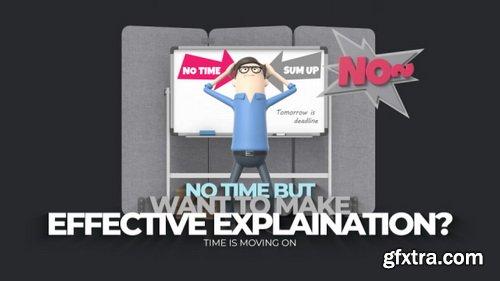 Videohive - 3D Explainer Video Kit: Revolving Stager - 26414078