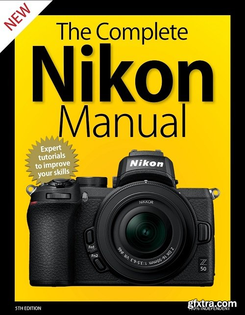The Complete Nikon Manual – 5th Edition 2020 (HQ PDF)