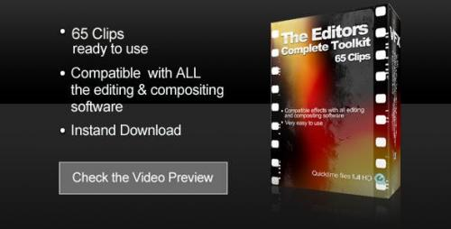 Videohive - Editors Toolkit