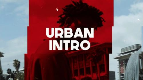 Videohive - Urban Intro