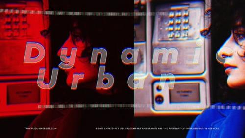 Videohive - Fashion Dynamic Urban Opener