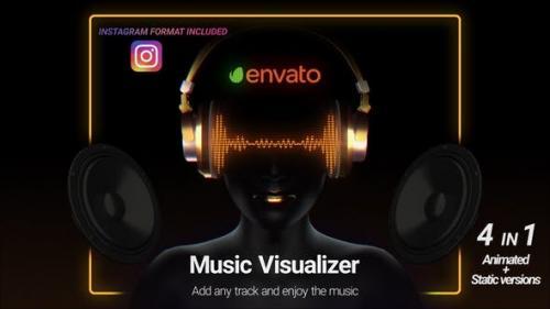 Videohive - Music Visualizer