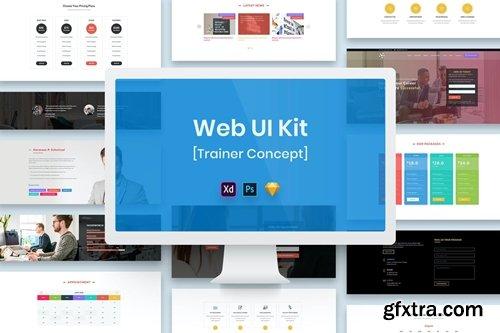 Trainer Web UI Kit-02
