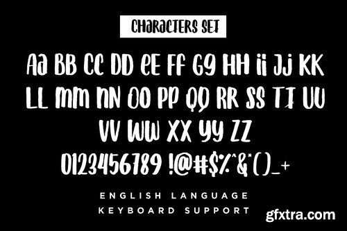 CM - Brelie - Brush Handwritten Font 4831764