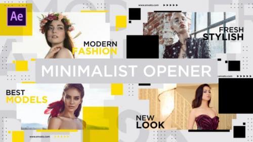 Videohive - Minimalist Opener