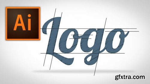 Logo Designing - A Quick Guide Using Adobe Illustrator   Helpful Practice File Included