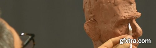 Modeling the Portrait in Clay Part 2: Blocking in the Forms