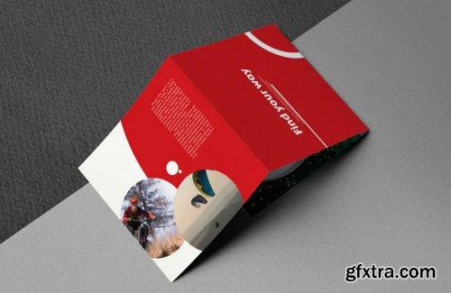 CreativeMarket - Sport Brochure 4766426