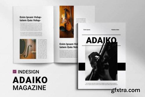 Adaiko   Magazine