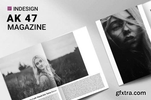 AK 47   Magazine