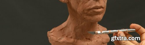 Modeling the Portrait in Clay Part 6: The Shoulder Girdle