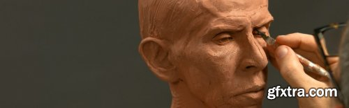 Modeling the Portrait in Clay Part 7: Changing the Pose