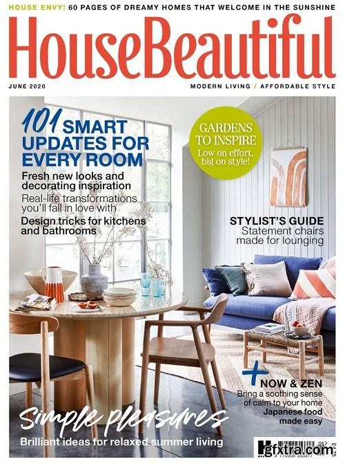 House Beautiful UK - June 2020