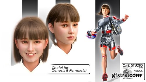 Chefei for Genesis 8 Females