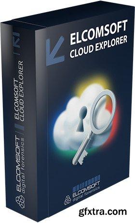 Elcomsoft Cloud Explorer Forensic 2.31.36554